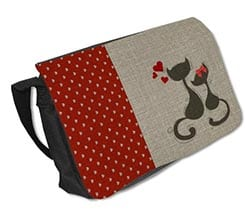 Borsa a Tracolla Cats in Love