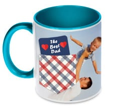 Tazza Panoramica Love best Dad