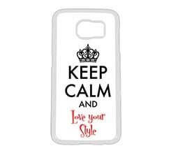 Cover Galaxy S6 Keep Calm