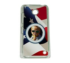 Cover Nokia 630 American Marines
