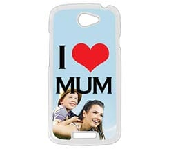 Cover HTC One S I Love Mum