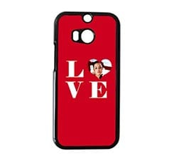 Cover HTC M8 Big Love
