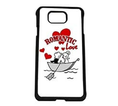 Cover Samsung Alpha Romantic Love