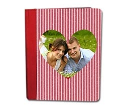 Custodia iPad Red Strips