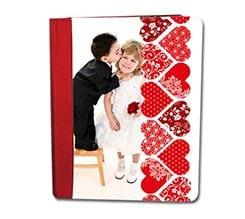 Custodia iPad Different Hearts