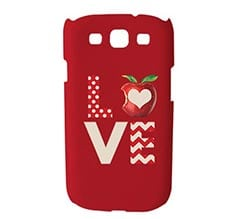 Cover Samsung S3 3D Love Mela