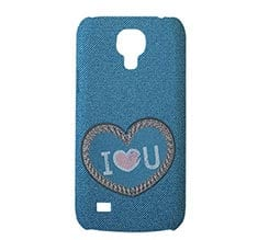 Cover S4 Mini 3D Love Jeans