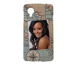 Cover 3D Nexus 5 Cartina Geografica
