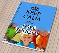 Quaderno A4 Keep Calm
