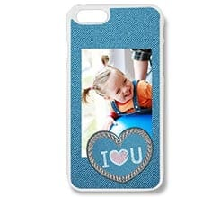 Cover iPhone 6 Love Jeans