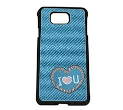Cover Samsung Alpha Love Jeans