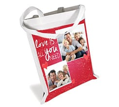 Borsa spesa Love is you