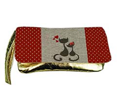 Trousse per trucchi Little cats