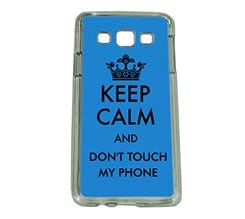 Cover Samsung A3 Keep calm