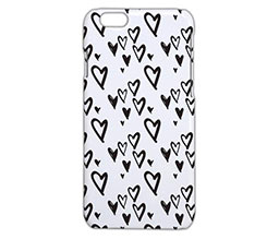 Cover iPhone 6 3D Chic two
