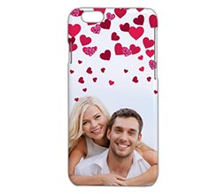 Cover iPhone 6 3D Hearts