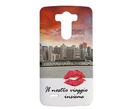 Cover Lg G3 3D Kisses