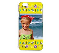 Cover iPhone 6 3D Yellow lemon