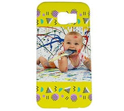 Cover Galaxy s6 3D Clips