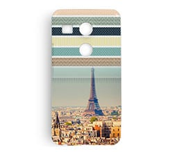 Cover Lg Nexus 5x 3D Colourful
