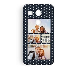 Cover LG Nexus 5x 3D Stelline collage