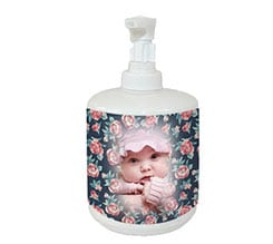 Dispenser sapone Texture rose