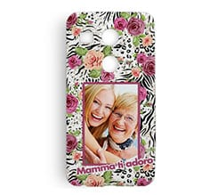 Cover Lg Nexus 5x 3D Fantasy rose