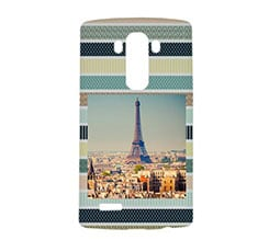 Cover Lg g4 3D Colourful