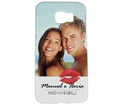 Cover Galaxy s6 3D Kiss