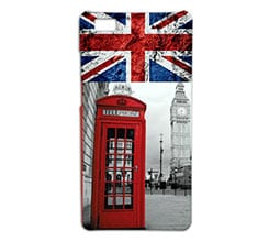 Cover p8 Lite 3D Uk