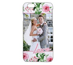 Cover iPhone 6 3D Flowers