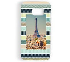 Cover Galaxy s7 3D Colourful