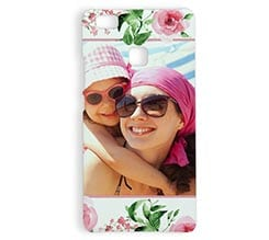 Cover 3D Huawei P9 Lite Flowers