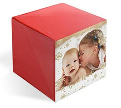 Foto Cubo Elite White Christmas