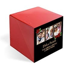 Foto Cubo Elite Black Christmas