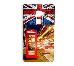 Cover 3D Huawei Mate S London