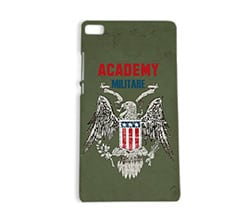 Cover Huawei P8 3D Accademia militare