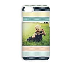 Cover iPhone 7 Stampa 3D Romantic bands