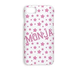 Cover iPhone 7 3D Stars