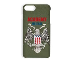Cover iPhone 7 Plus 3D Accademia militare