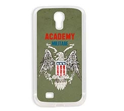 Cover Galaxy S4 in silicone Military