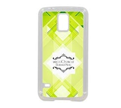 Cover Galaxy S5 in silicone Techno
