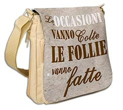 Borsa Destiny Occasioni e follie