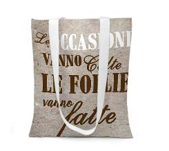 Borsa Shopping Occasioni e follie