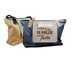 Borsa fashion Ragioni e follie