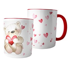 Tazza panoramica Teddy bear