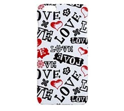 Cover 3D iPhone 6 Plus Love in caos