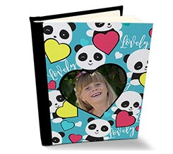 Album Retro Pelle Lovely panda