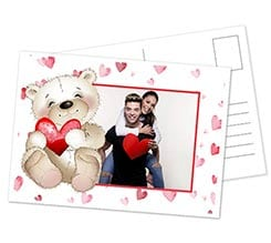 Cartolina Sweet teddy bear