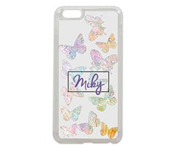 Cover iPhone 6 Plus Farfalle